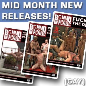 List of July latest gay porn movies
