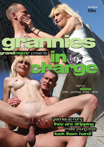 Buy Grannies In Charge DVD