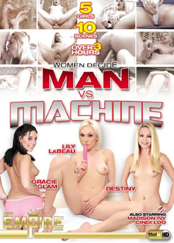 picture of Women Decide Man Vs Machine 3 Hrs