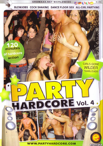 Buy Party Hardcore 4 DVD