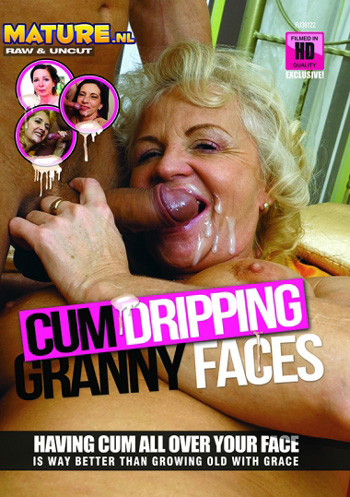 picture of Cum Dripping Granny Faces