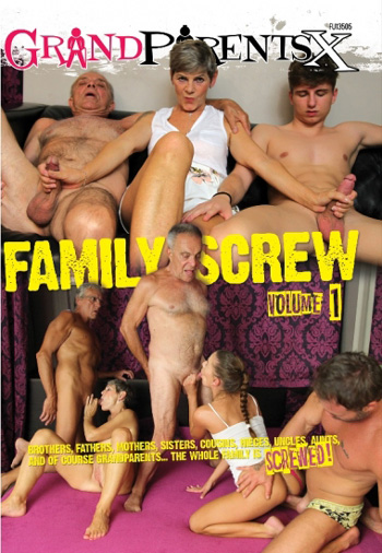 Buy Family Screw 1 DVD