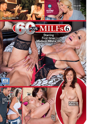 Buy 60 Plus Milfs 6 DVD