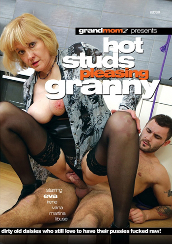 picture of Hot Studs Pleasing Granny
