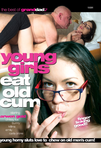 picture of Young Girls Eat Old Cum