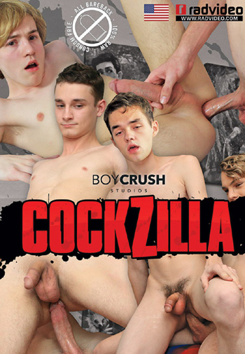 Buy Cockzilla DVD