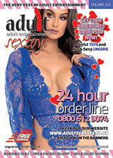read this months adult entertainment catalogue